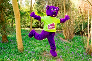 Charity aims to 'turn the world purple' to raise care awareness