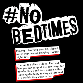Stay Up Late's #NoBedtimes campaign challenges institutional culture in residential settings