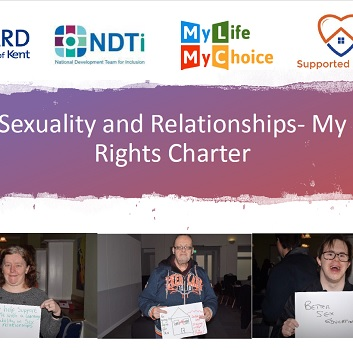 Doing the right thing regarding sex and relationships – the 'My Rights' charter
