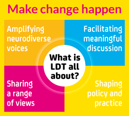 Make change happen - What is LDT all about?