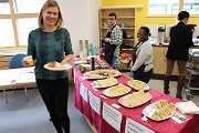 Service created by students with learning disabilities caters for Westminster event