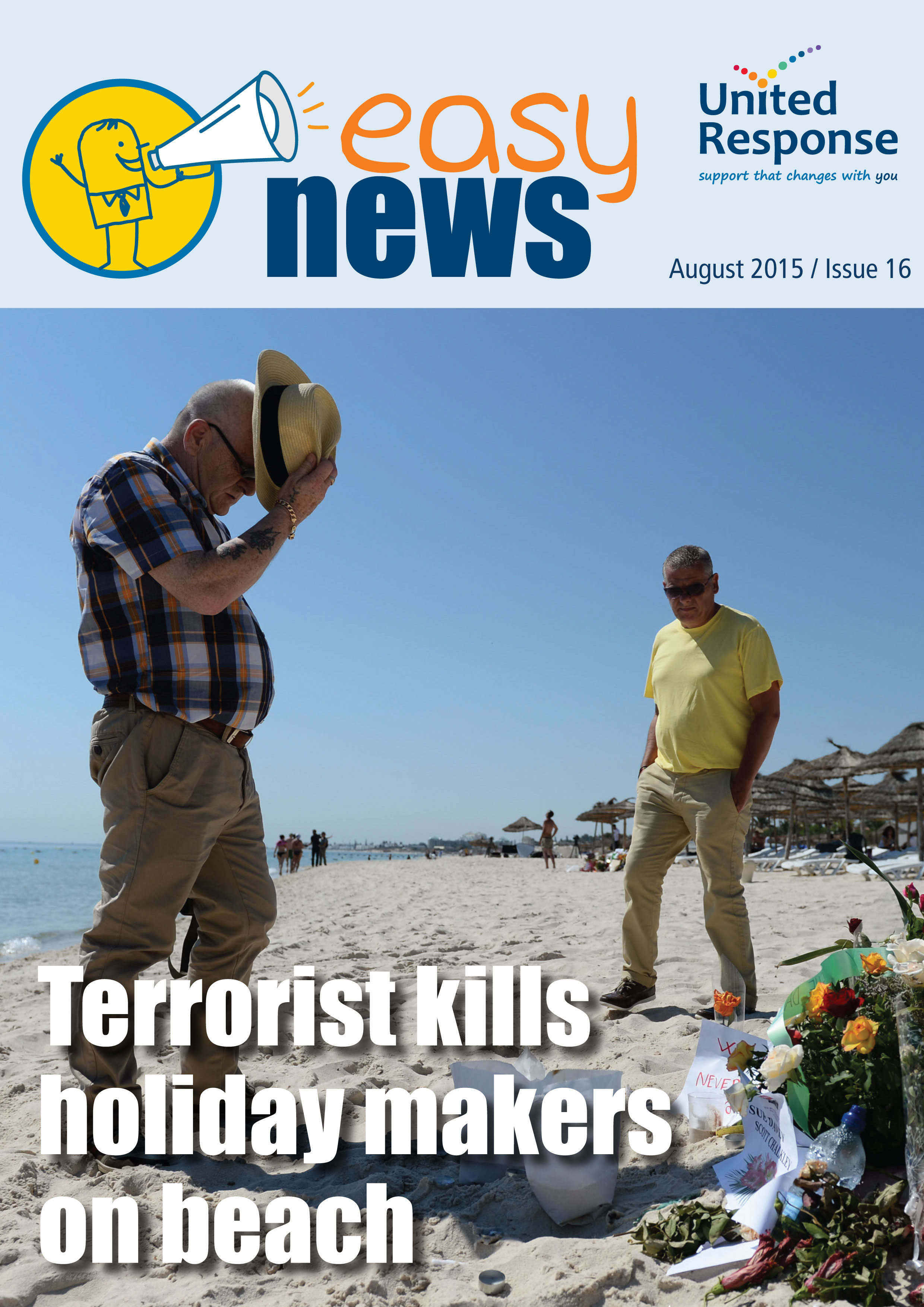 August Easy News cover 15
