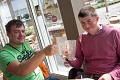 HoE Mencap Joe and George