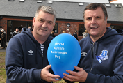 wirral autism think blue 180